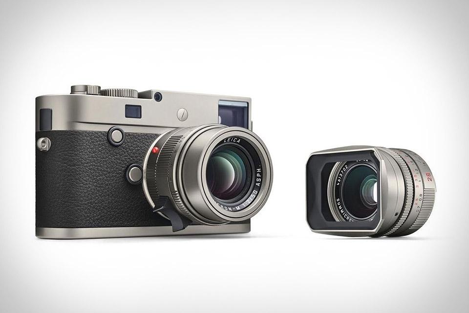 Leica M-P Titanium Camera