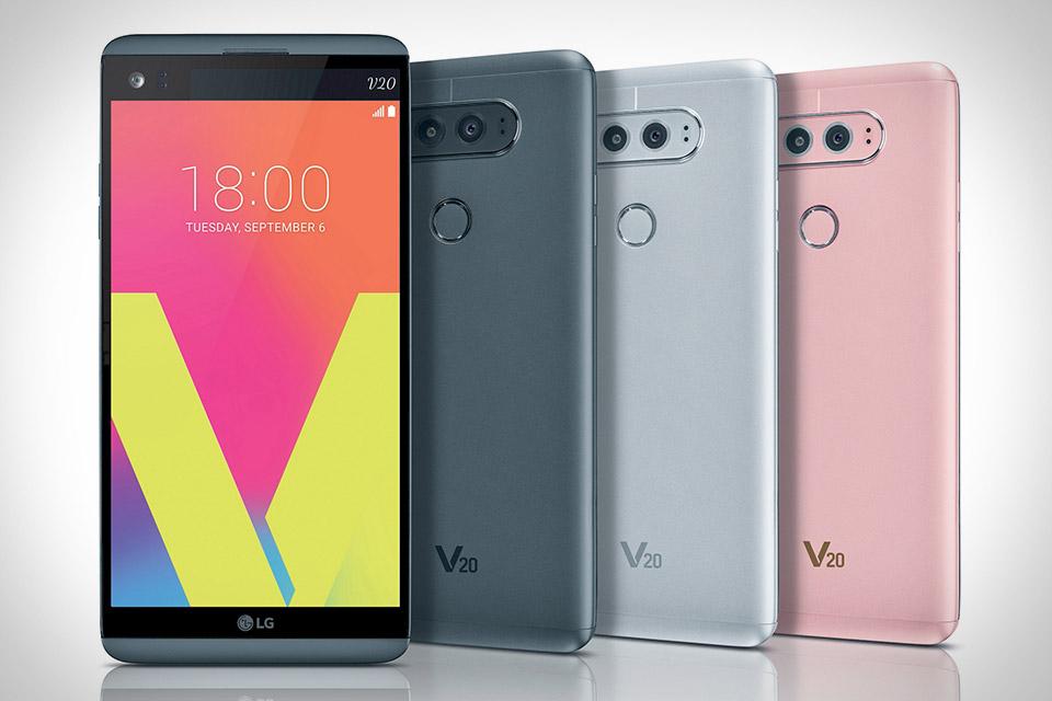 LG V20 Smartphone