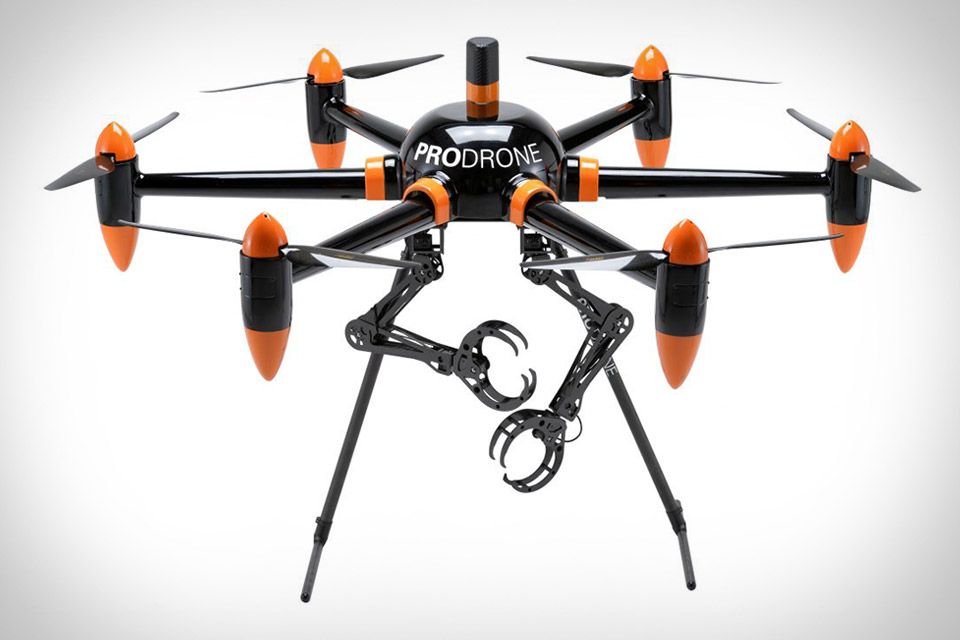 Prodrone Robot Arm Drone