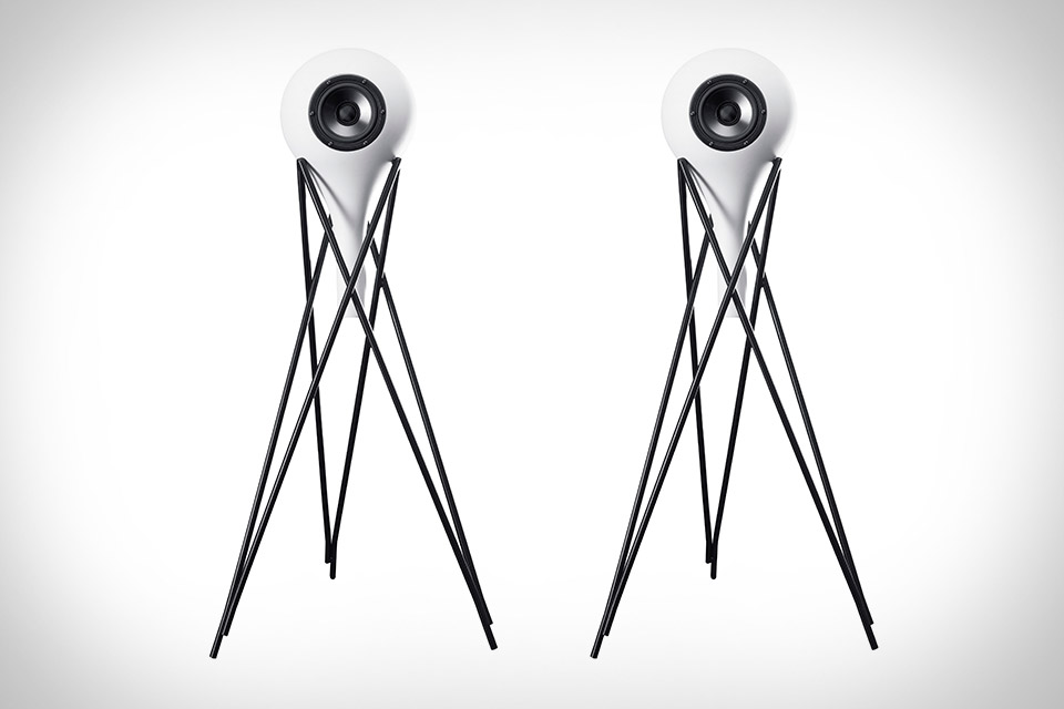 Raumfeld x Rosenthal Porcelain Speakers