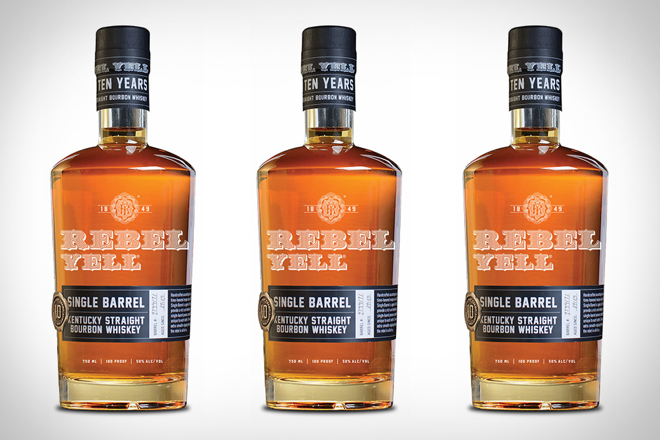 Rebel Yell Single Barrel Bourbon