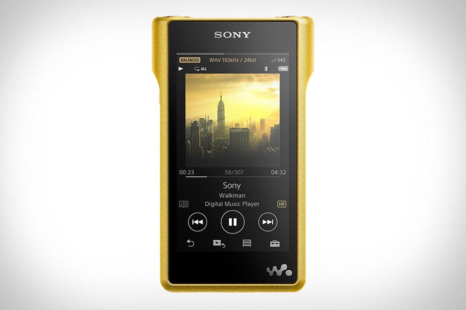 Sony NW-WM1Z Walkman Music Player