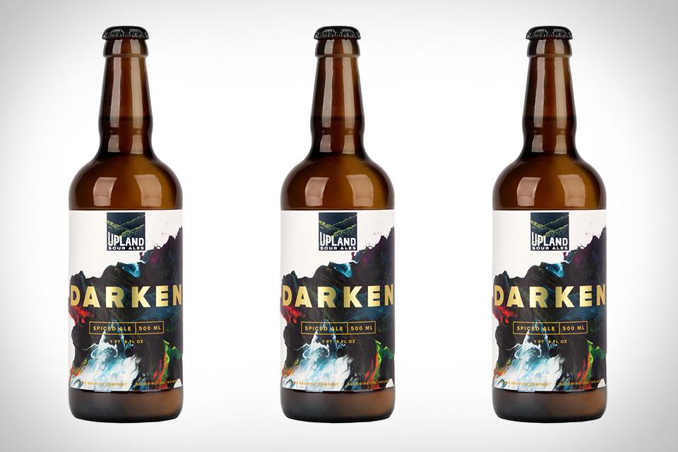 Upland Brewing Darken Sour Ale