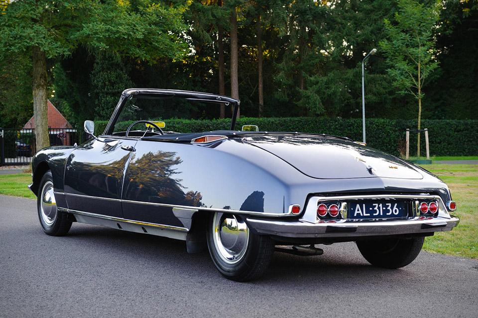 1964 Citroen Ds 19 Decapotable Uncrate