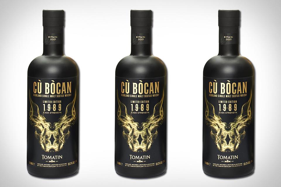 Cu Bocan 1989 Scotch Whisky