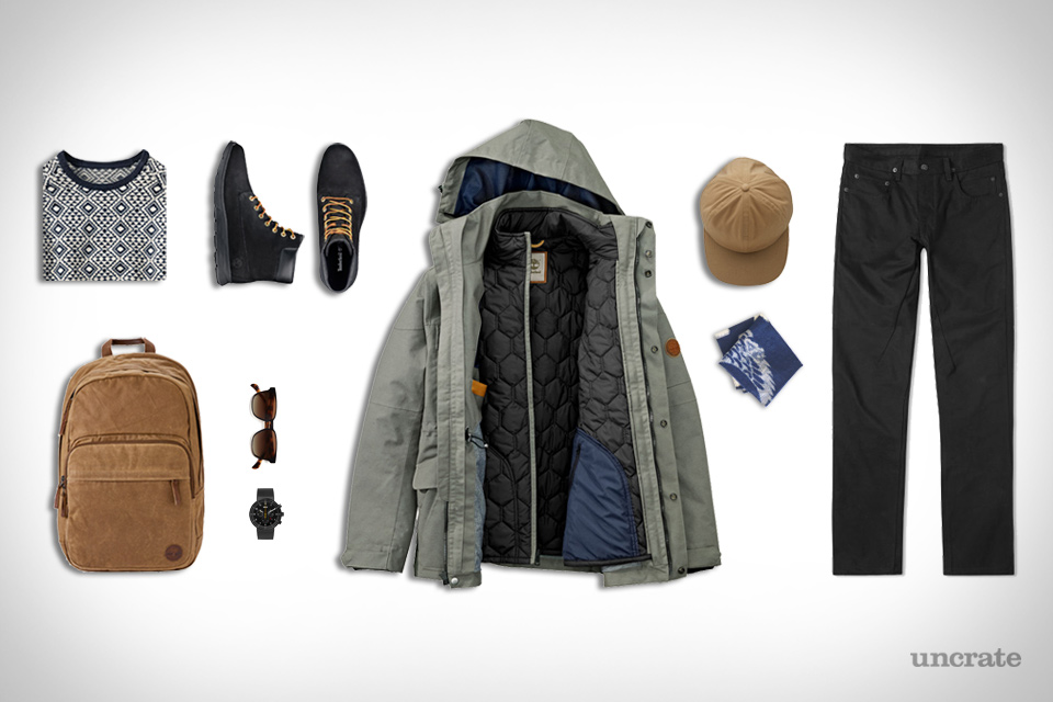 Garb: Walkabout