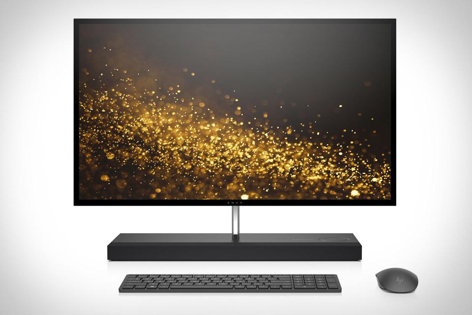 HP Envy AIO 27 Desktop