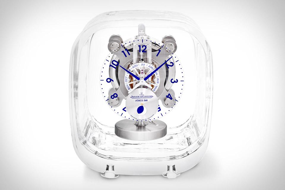 Jaeger-LeCoultre x Marc Newson Atmos 568 Clock
