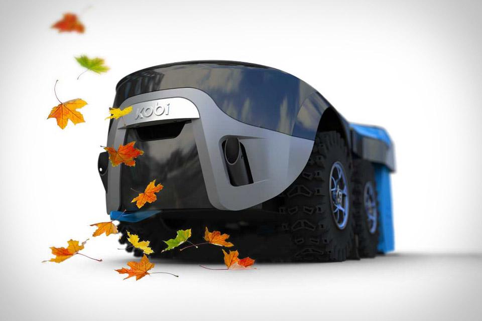 Kobi Lawn Robot