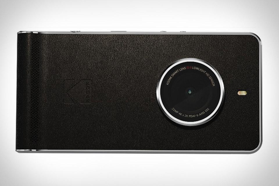 Kodak Ektra Photography Smartphone