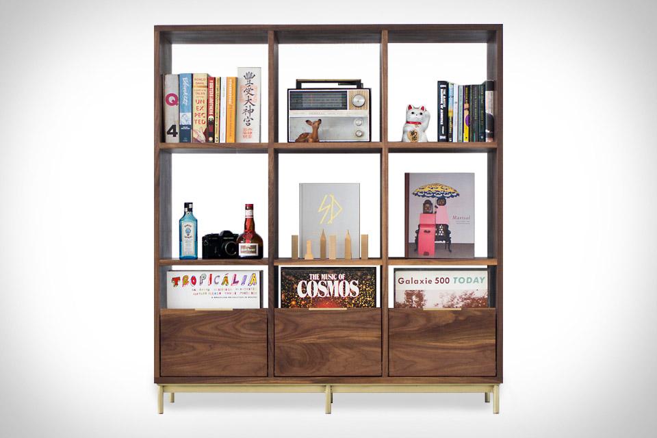 Korgis Record Cabinet