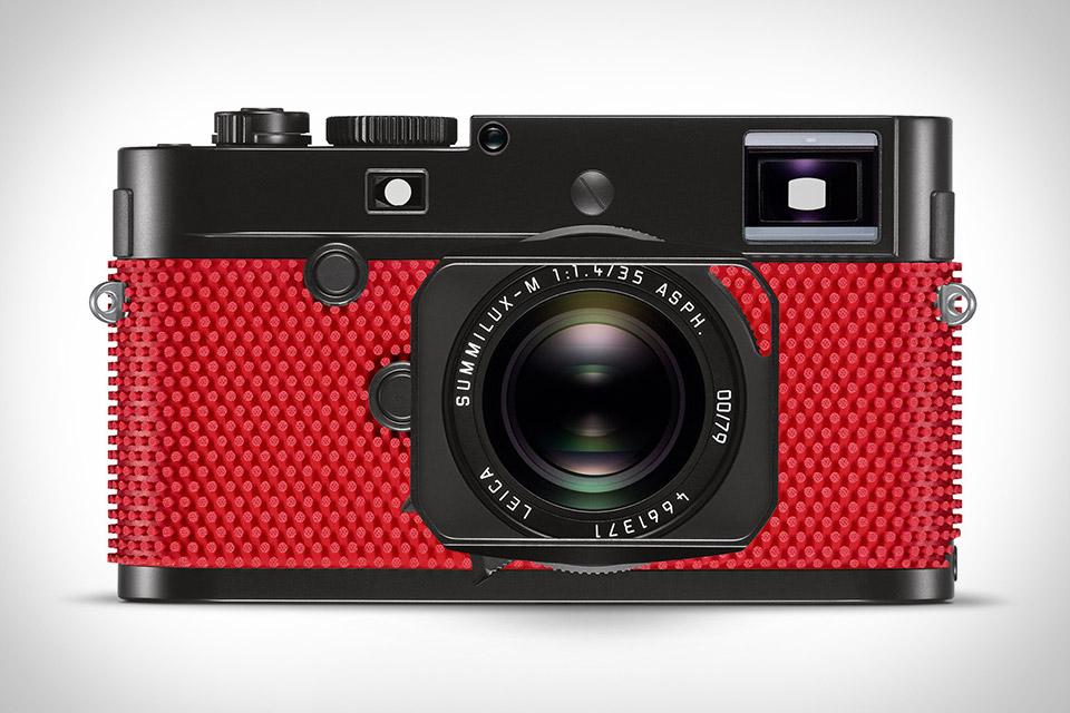 Leica x Rolf Sachs M-P Grip Camera