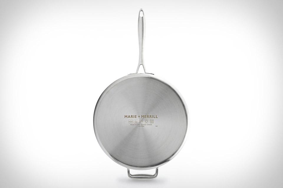 Marie & Merrill Cookware