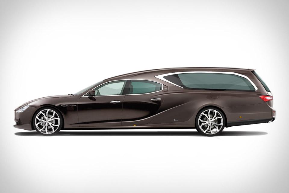 Maserati Hearse