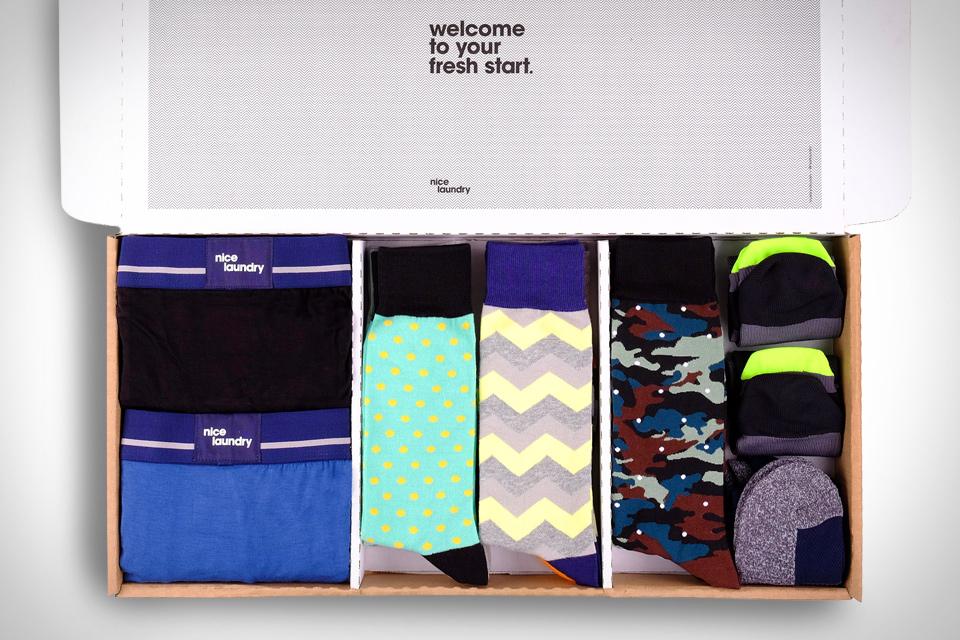 Nice Laundry B.Y.O.B.