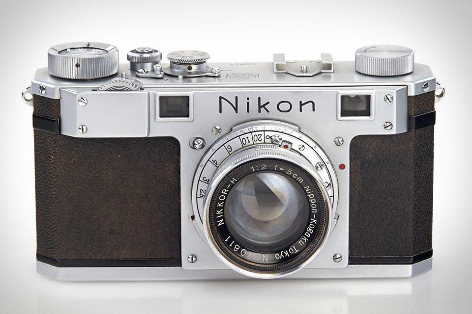 Nikon 1 Vintage Camera | Uncrate
