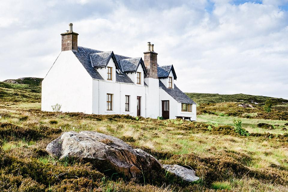 Private Scottish Island