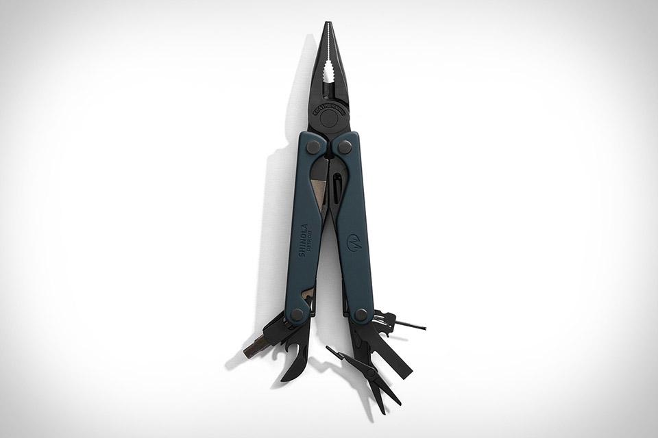 Leatherman x Shinola Multi-Tool