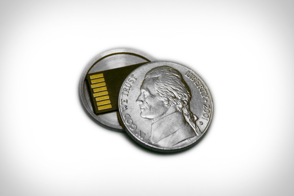 Hollow Spy Coins