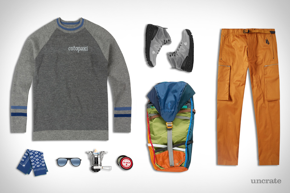 Garb: Andes