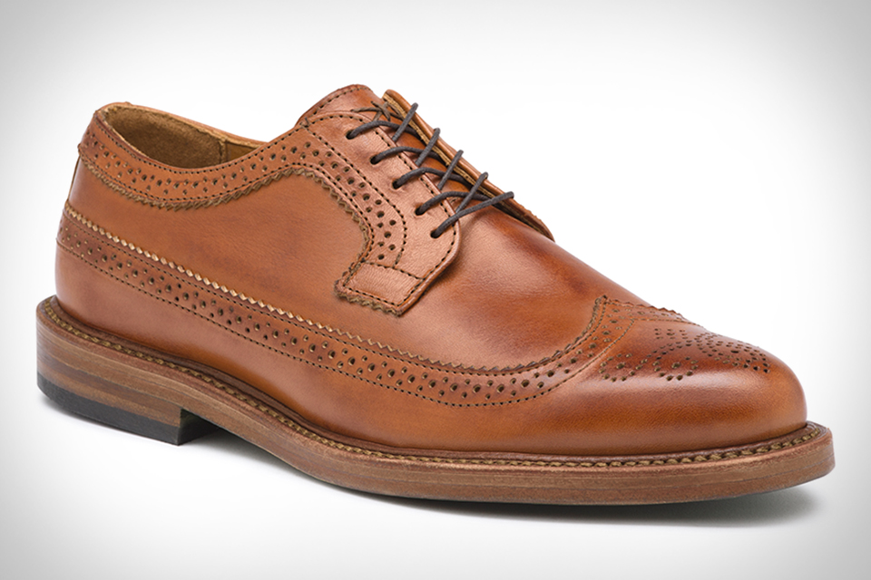the latest 78731 06f0b G.H. Bass  Co. Ware Wingtip Oxford Shoe