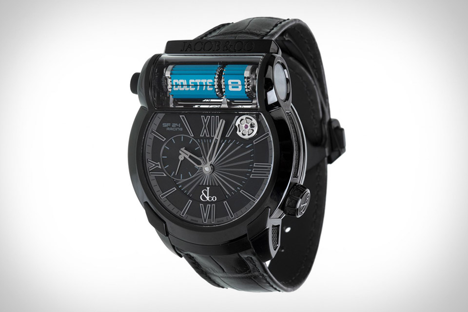 Jacob & Co. x Colette Watch