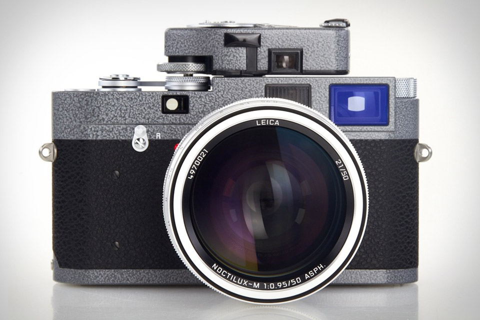 Leica Hammertone M-A Camera