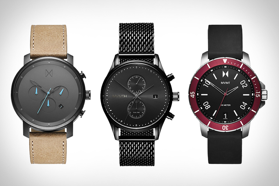 Bre co origami watch uncrate for Wacthes mvmt
