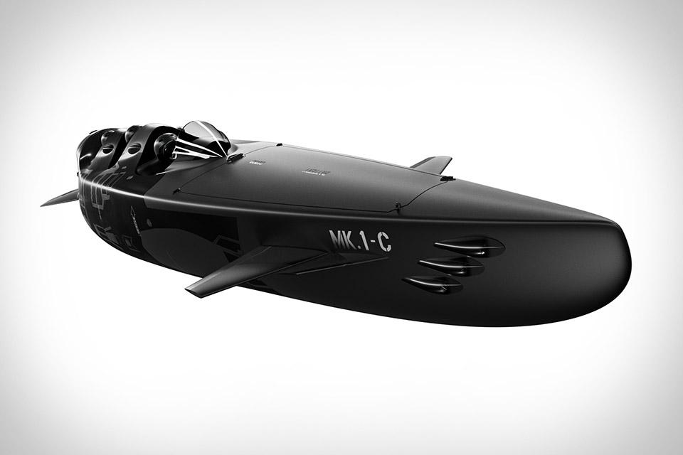 Ortega Mk. 1C Personal Submarine