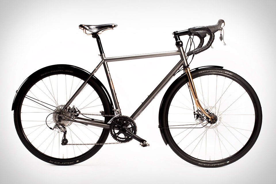 Pelago x Brooks Stavanger Bicycle