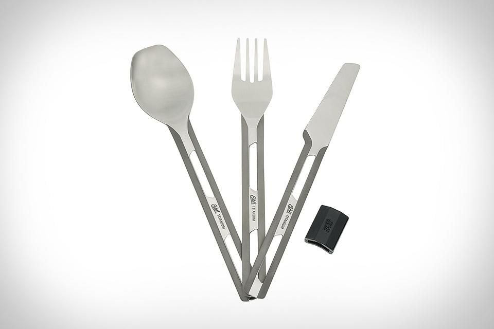 Esbit Titanium Camp Cutlery