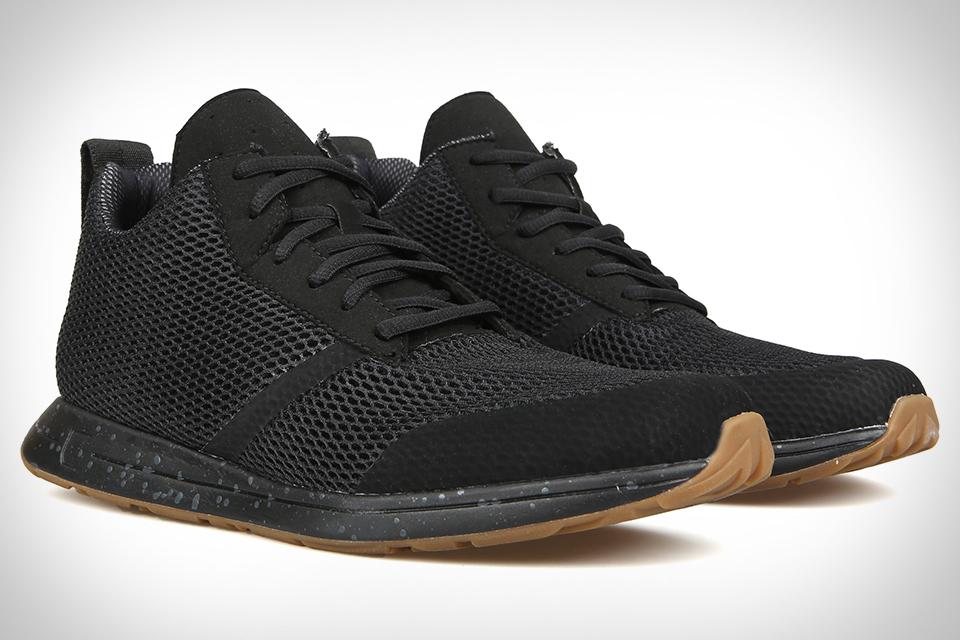 York Athletics Henry Mid Shoe