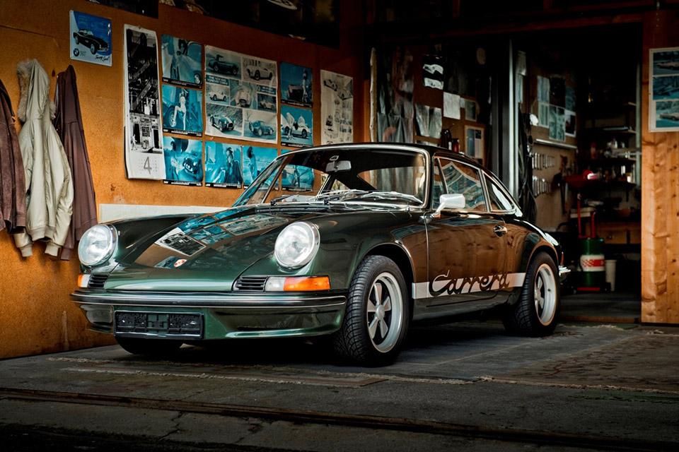 1973 Porsche 911 2.7 RSH