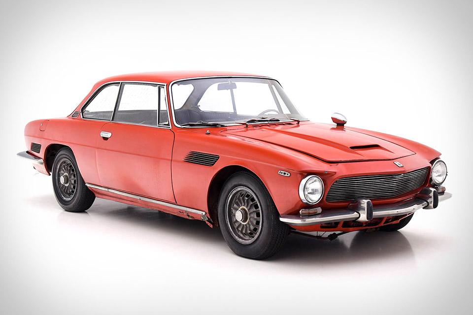 1968 Iso Rivolta IR 300 Coupe