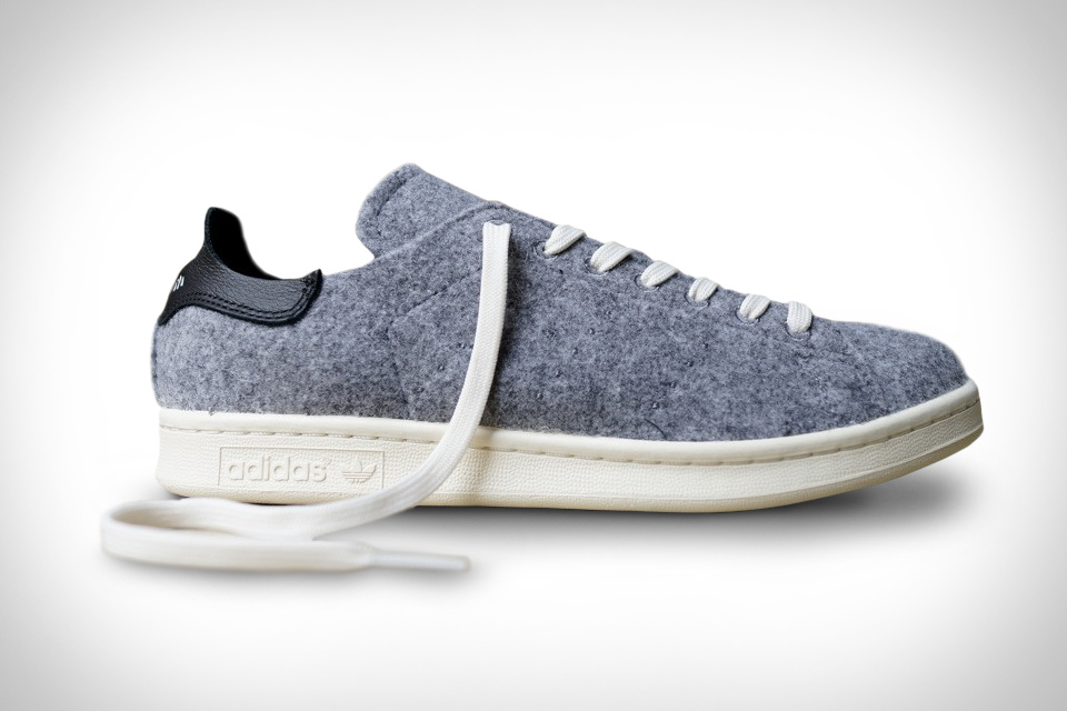 Adidas Stan Smith PC Wool Sneakers