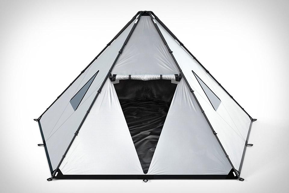 Alien Buffalo Tent