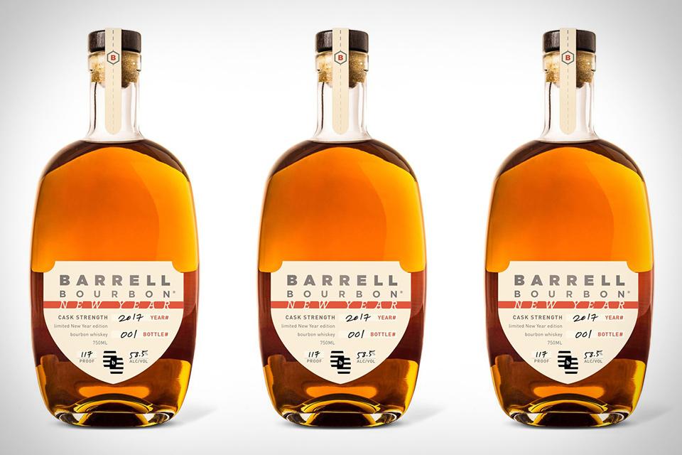 Barrell Bourbon New Year