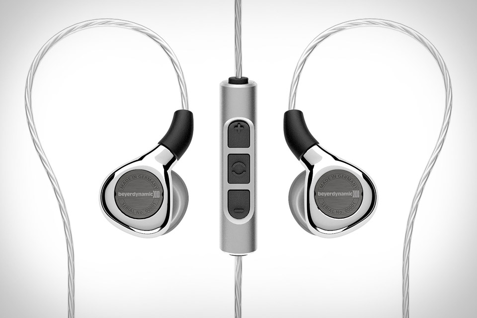 Beyerdynamic Xelento Remote Earphones