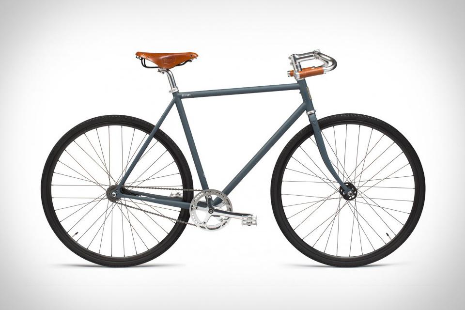 Handsome x Blue Dot Bike