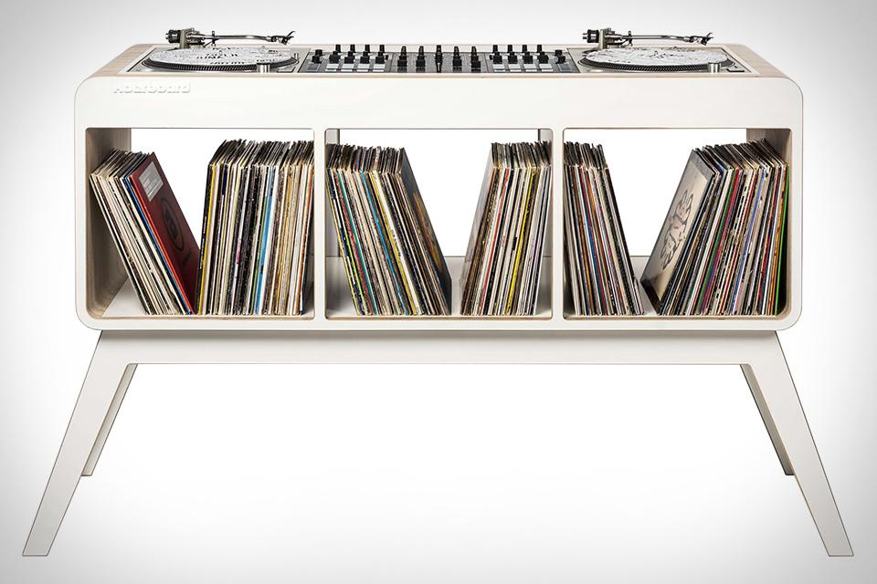 Com Four DJ Console
