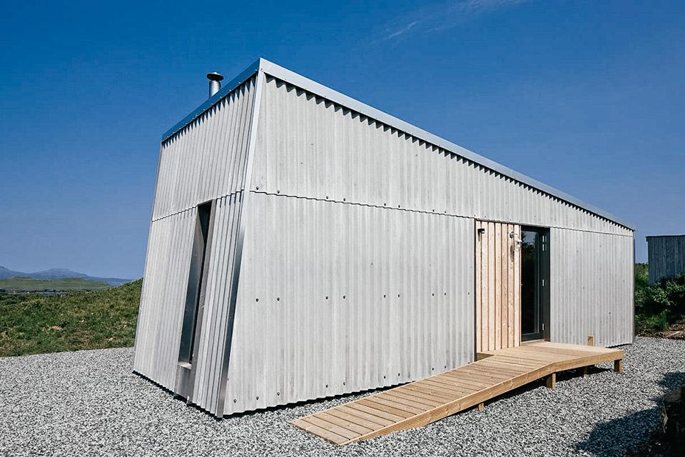 Fiskavaig Studio Shelter