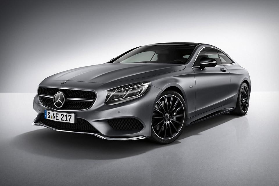 Mercedes-Benz S-Class Night Edition
