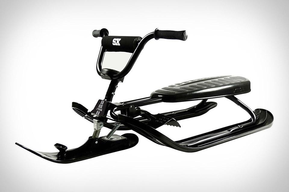 Stiga Snowracer SX Pro Snow Sled