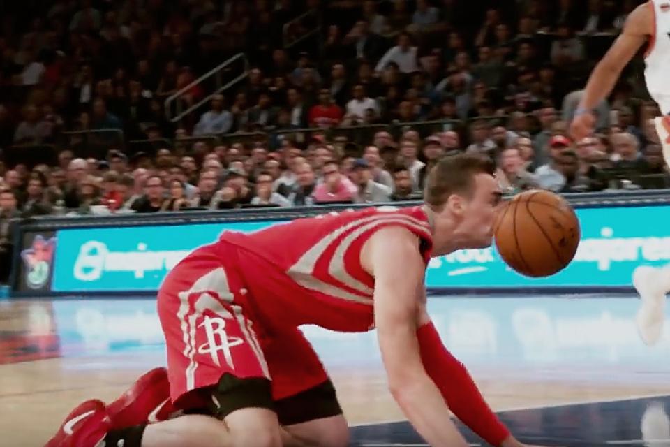 2016 NBA Bloopers