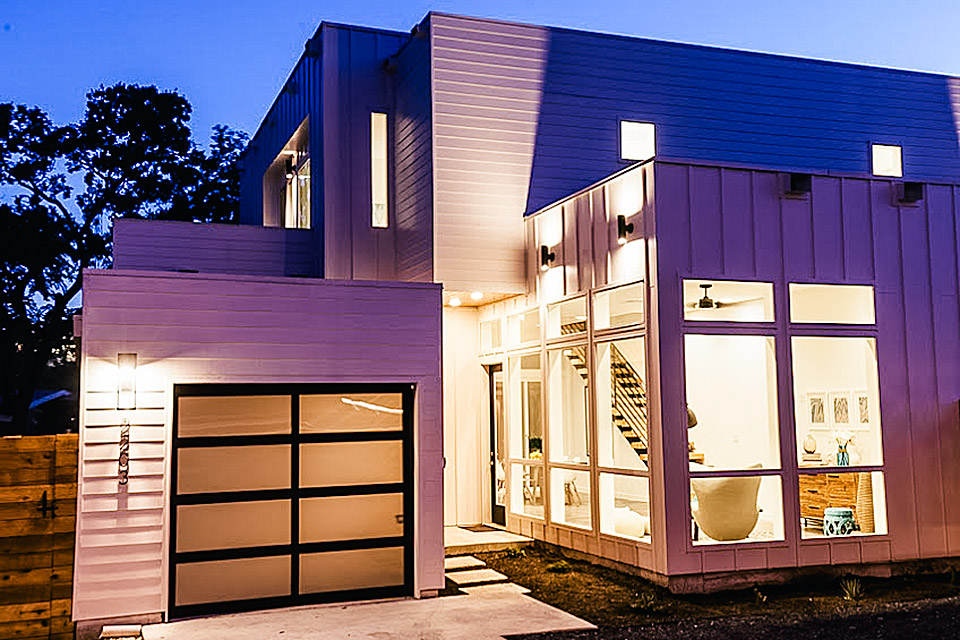 Austin shipping container house uncrate - Container homes austin ...