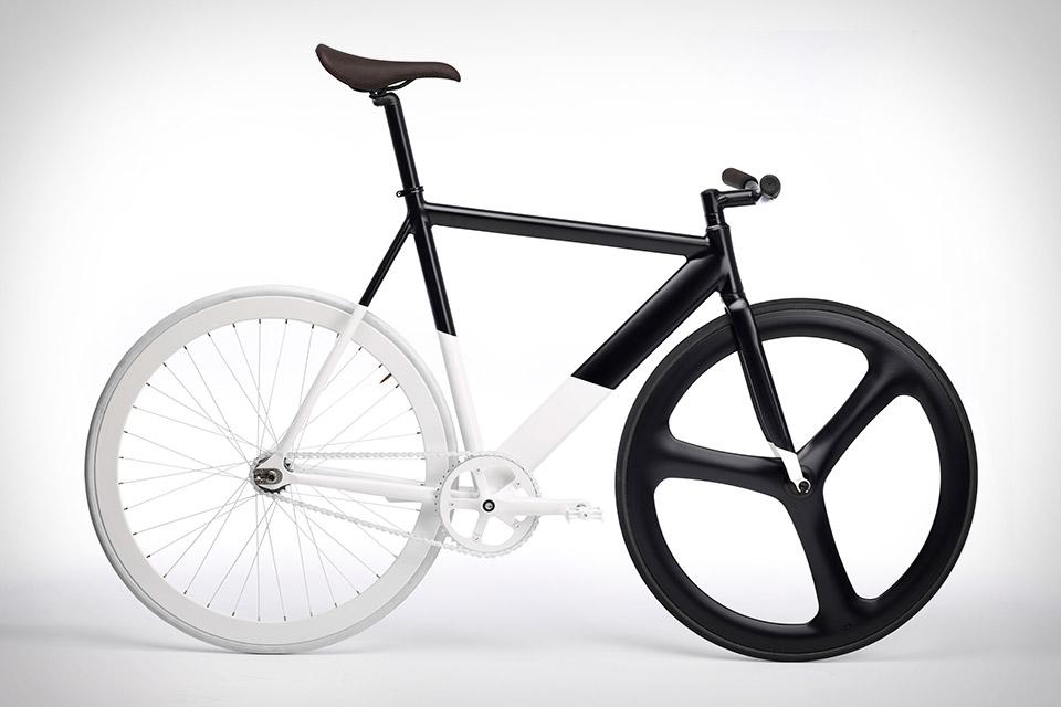 Black & White Bike