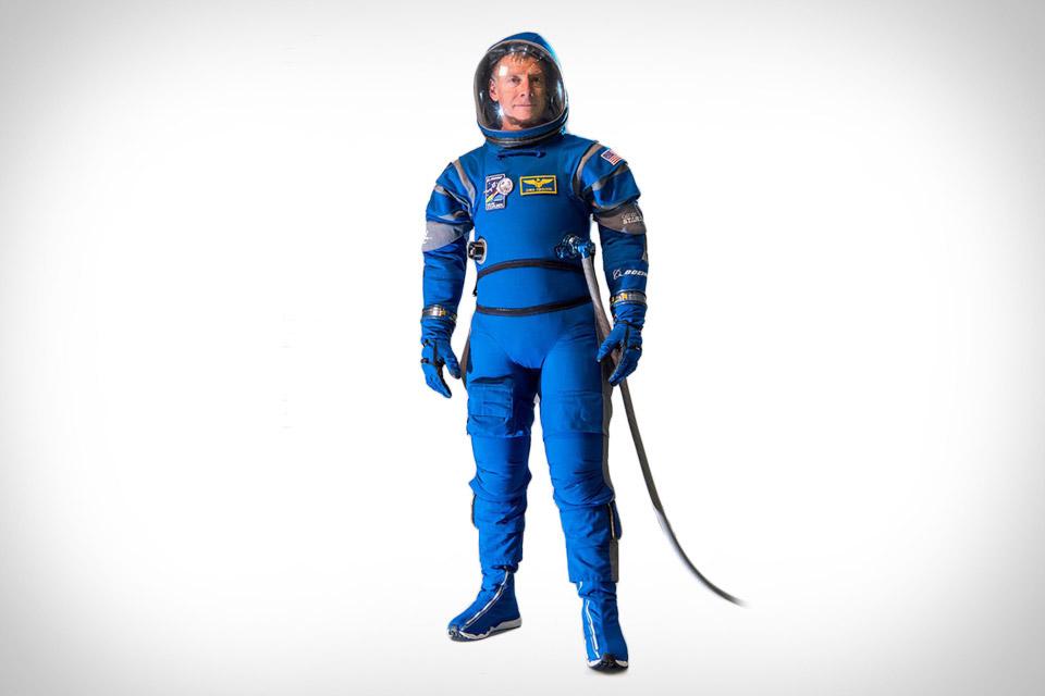 Boeing Starliner Spacesuit