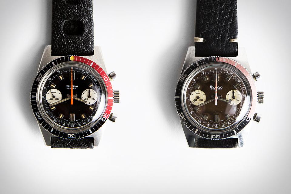 Bulova Deep Sea Chronograph B Watch