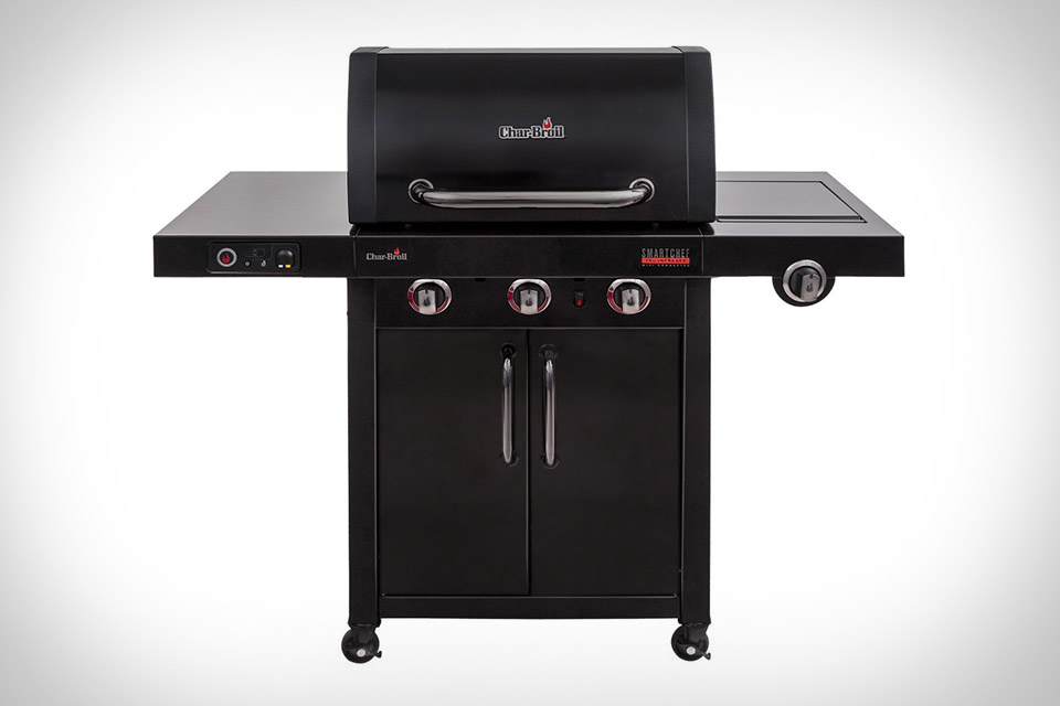 Char-Broil SmartChef TRU-Infrared Gas Grill