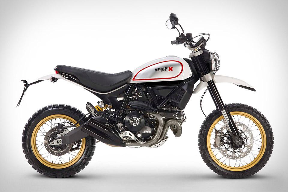 Ducati Scrambler Desert Sled Motorcycle